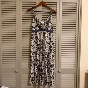 Liz Lange for Midi Maternity Sleeveless Dress S
